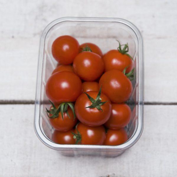 BIO-Cherrytomaatjes (langwerpig)