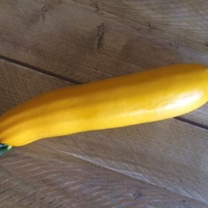 BIO-Courgette, geel