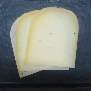 Gesneden kaas, jonge