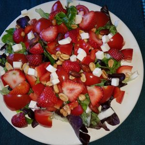 Maaltijdkratje: Luie salade voor een hete zomerse dag