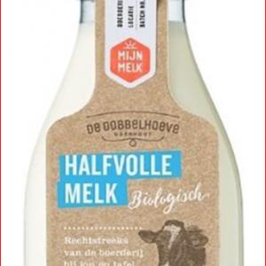 BIO- halfvolle melk