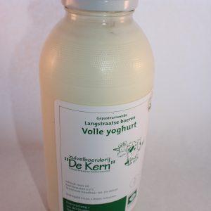 Volle yoghurt (inclusief statiegeld)