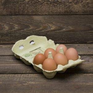 Eieren (6 stuks)