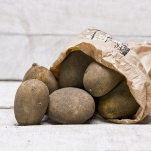 BIO Aardappels Carolus kruimig